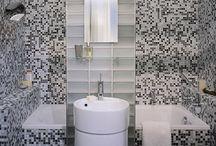 ванная и санузел декор, советы