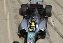 2013 F1 Races