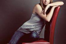 Chair Portraits - Women