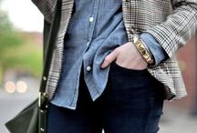L'expression d'un style / Ces petites choses qui misent ensemble font un tout, un style.
