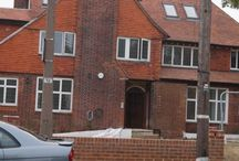 Portofolio/ Projects - Case Study: Wooden Doors supplied to 5 flats in Northwood
