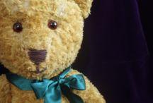 Teddyberen / Mijn  verzameling oude teddyberen (ca 1920-heden) en mooie exemplaren die ik nog zou willen toevoegen