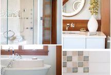Bathroom Colors - Decor / Decorate bathroom, bath and shower