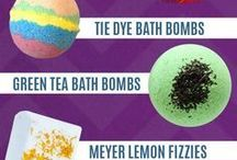 Bathbombs and Relaxation