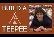Build a T pee