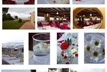 Nuestras bodas / Boda restaurante Segovia.