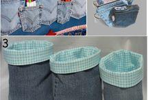 co można zrobić z jeansu
