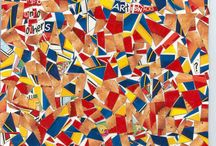 Ritz Crackers Collages by Michael Albert / Ritz Crackers Collages