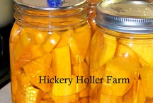 Canning & preserving / by Nichole Patrick