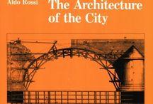 Architectural Books / Books and Architecture