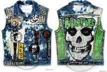 Punk Jackets / Jacket Inspiration / by Janeo