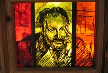 My Stained Glass / by Desi Costanza