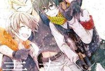 ☆ AOHARU X KIKANJUU ☆