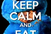 "Keep calm and eat cookies! c"",)"