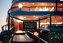 Yachting...
