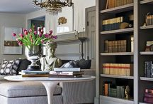 Armonk Colonial...A Little Bit Country & A Little Bit Rock & Roll / Interior Design Of A Beautiful Dutch Colonial In Armonk New York