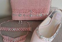 Moje vyrobené kabelky