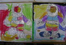 Astronaut craft ideas