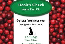 Cranimals Organic Pet Supplements Home test kits / Pet health products- diagnostic at home test kits