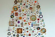 Xmas Tree & deco DIY