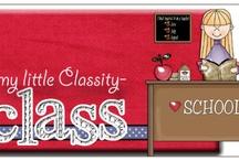 Oh my little Classity Class Shop / by Trina Christensen