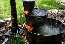Diy Water Fountain Outdoor