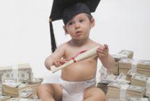 Baby on a budget / by Kayla Szoldrak