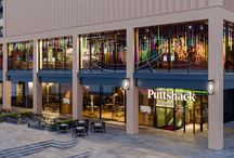 Puttshack, White City Decorating works by PA Schofield Ltd