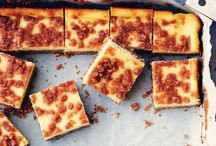 brownies squares etc / by lynne leroux