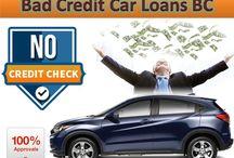 Bad Credit Car Loans BC