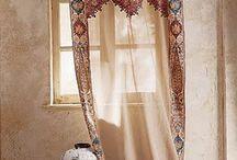 Curtains Boho.