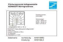 Normgrundrisse / Planungshilfen von KENNGOTT-TREPPEN