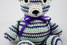 Amigurumi / Cute crocheted toys etc