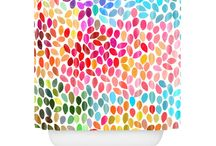 shower curtains I denydesigns / http://www.denydesigns.com/collections/shower-curtains/ar-garima-dhawan