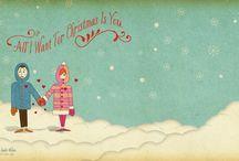 Merry & Bright / by Kenzie Halbert