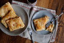 Breakfast Pastries - Savory