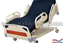 4 Motorlu Hasta Karyolası / 4 Motorlu Hasta Karyolası