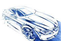Sketches Design Cars