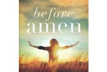 Book of the Year / Every year Family Christian selects a book of the year.  This year it is Before Amen by Max Lucado. This board is dedicated to products by the author. / by Family Christian