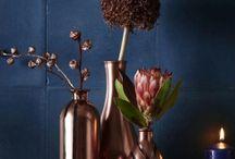 Copper & Rosé / Kupfer ist der absolute Farbtrend - und zwar nicht nur im eigenen Zuhause und in der Mode. Auch mit roséfarbenem Schmuck ist man absolut up to date! Die schönsten Teile in der Trendfarbe gibt es auf dieser Pinnwand.