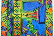 grade 6 visual art