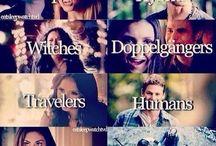TVD ( The Vampire Diaries )