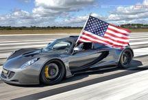 Leggyorsabb autó a világon