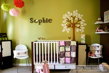 ideas for kid's rooms / childrens bedrooms & playrooms 