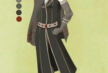 Costume design (male)