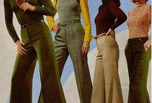 Fashion 70s women