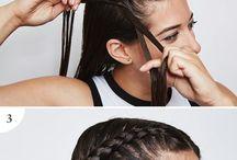 Hairstyles DIY