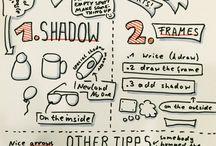 Sketchnoting and doodles