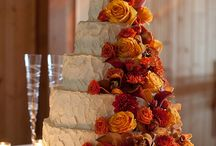 wedding cakes / by Ronika Morgan