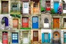 Doors I Heart! / Unusual doors make me smile.